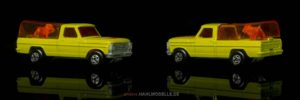 Ford F-100 | Pickup | Lesney Products & Co. Ltd. | Matchbox Rolamatics Wild Life Truck | www.andere.hahlmodelle.de