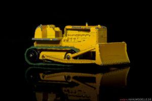 "Caterpillar D8 | Planierraupe | Lesney Products & Co. Ltd. | Matchbox ""Caterpillar Bulldozer"" | www.andere.hahlmodelle.de"