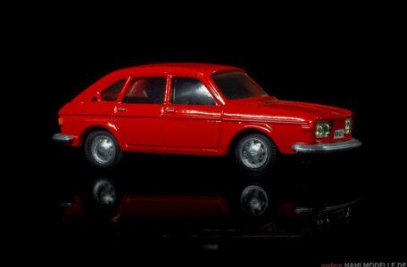 Volkswagen 412 LE (Typ 4) | Limousine | Miniroute | 1:43 | www.andere.hahlmodelle.de