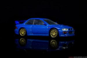 Subaru Impreza | Limousine | Ixo | 1:43 | www.andere.hahlmodelle.de