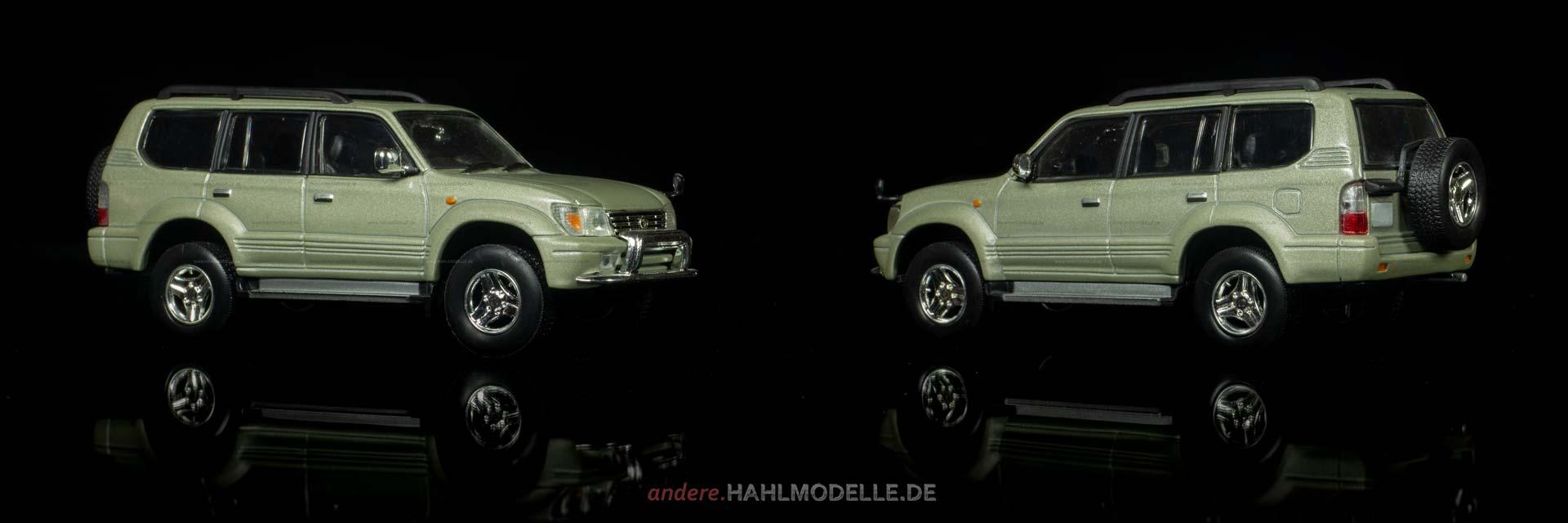 Toyota Land Cruiser J100 | Geländewagen | Ixo | 1:43 | www.andere.hahlmodelle.de