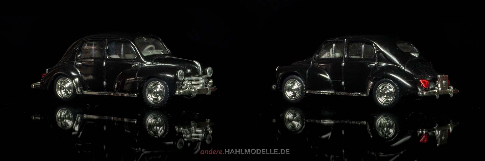Renault 4 CV | Limousine | Ixo | 1:43 | www.andere.hahlmodelle.de