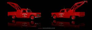 Peugeot 404 Pompiers | Abschleppwagen | Elicor | 1:43 | www.andere.hahlmodelle.de