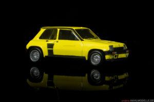 Renault 5 Turbo   Limousine   Ixo   1:43   www.andere.hahlmodelle.de