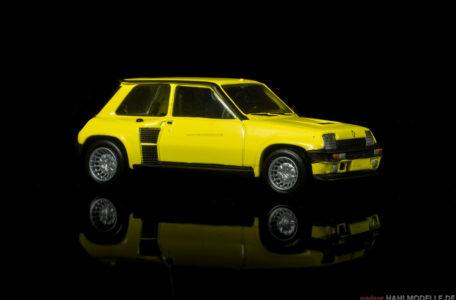 Renault 5 Turbo | Limousine | Ixo | 1:43 | www.andere.hahlmodelle.de
