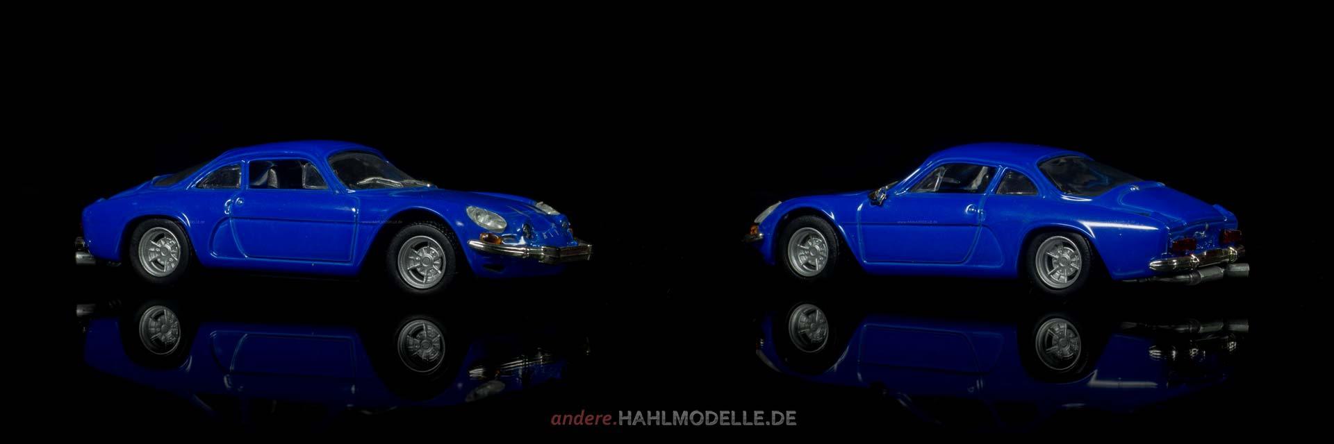 Renault Alpine A 110 | Coupé | Ixo | 1:43 | www.andere.hahlmodelle.de