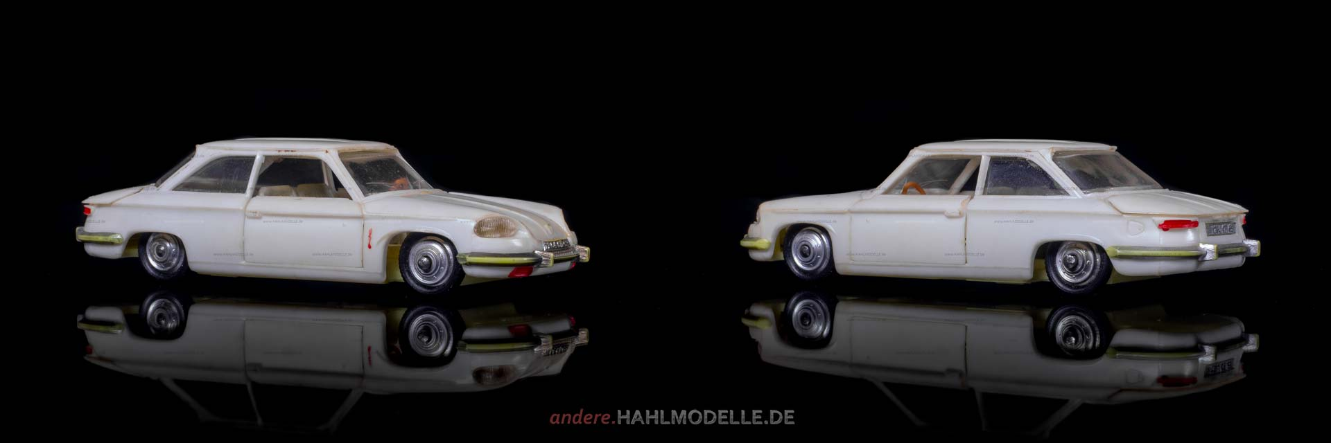 Panhard 24 BT | Limousine | Siharuli | 1:43 | www.andere.hahlmodelle.de