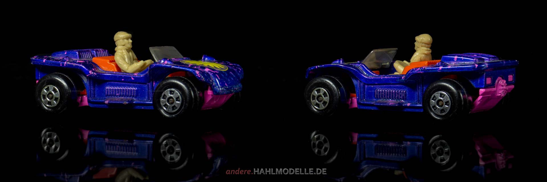 """Beach Hopper"" 