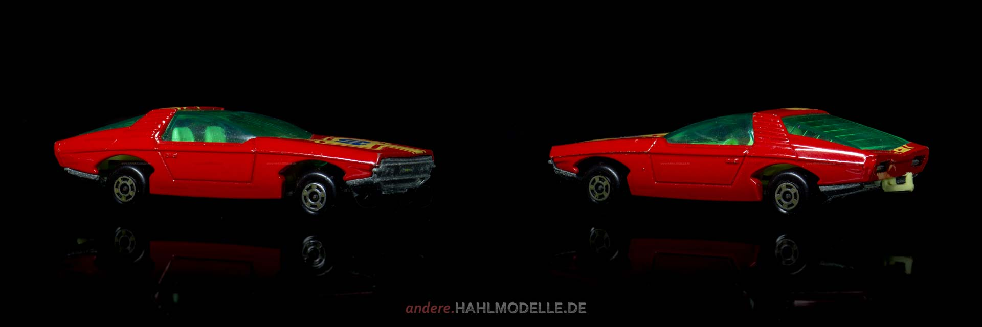 Vauxhall Guildman | Coupé | Lesney Products & Co. Ltd. | Matchbox Superfast Streakers | 1:64 | www.andere.hahlmodelle.de