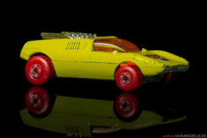 """Mod Rod"" | Sportwagen/Dragster | Lesney Products & Co. Ltd. | Matchbox Superfast | 1:62 | www.andere.hahlmodelle.de"