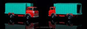 """GMC 6500 Steel COE   Kofferwagen   Lesney Products & Co. Ltd.   Matchbox """"Refrigerator Truck""""   1:86   www.andere.hahlmodelle.de"""