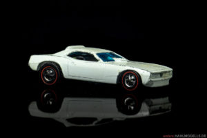 Plymouth Barracuda (3. Gen.) | Dragster | Mattel Inc. Hong Kong | Moongoose vs. Snake | 1:64 | www.andere.hahlmodelle.de