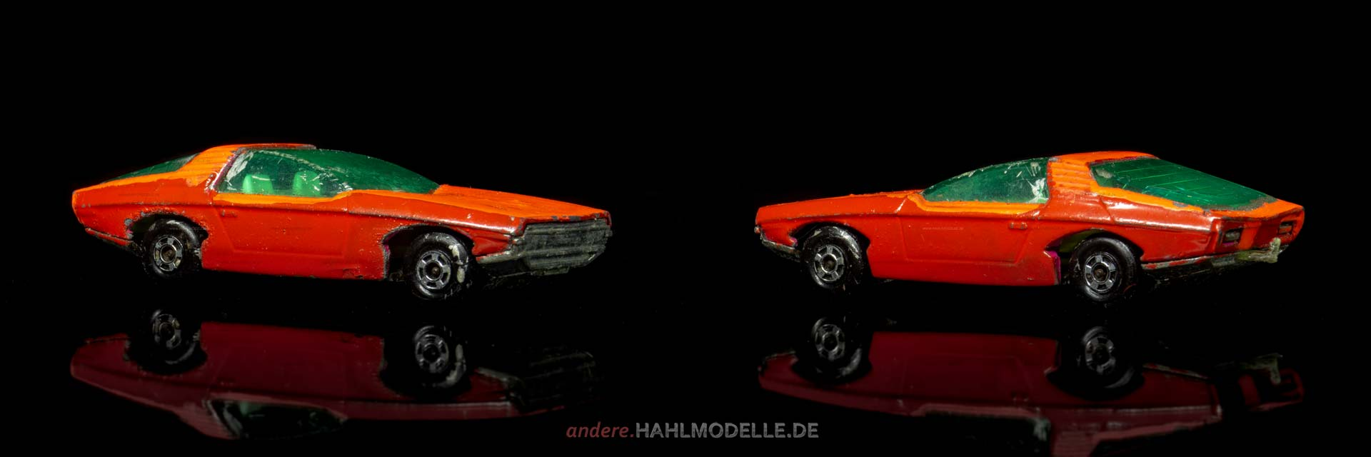 Vauxhall Guildman | Coupé | Lesney Products & Co. Ltd. | Matchbox Superfast | 1:64 | www.andere.hahlmodelle.de