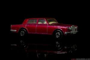 "Rolls-Royce Silver Shadow I | Limousine | Lesney Products & Co. Ltd. | Matchbox Superfast ""Rolls-Royce Silver Shadow"" | www.andere.hahlmodelle.de"
