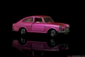 "Volkswagen 1600 TL (Typ 3) | Fließheck-Limousine | Lesney Products & Co. Ltd. | Matchbox Superfast ""Volkswagen 1600 TL"" | 1:61 | www.andere.hahlmodelle.de"