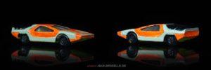 "Alfa Romeo Carabo | Sportwagen | Lesney Products & Co. Ltd. | Matchbox Superfast ""Alfa Carabo"" | 1:56 | www.andere.hahlmodelle.de"