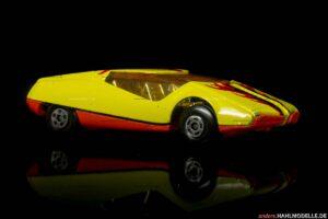 Datsun 126X | Sportwagen | Lesney Products & Co. Ltd. | 1:64 | Matchbox Superfast Streakers | www.andere.hahlmodelle.de
