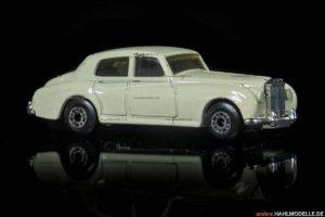 Rolls-Royce Silver Cloud | Limousine | Matchbox Intl. Ltd. | 1:69 | www.andere.hahlmodelle.de