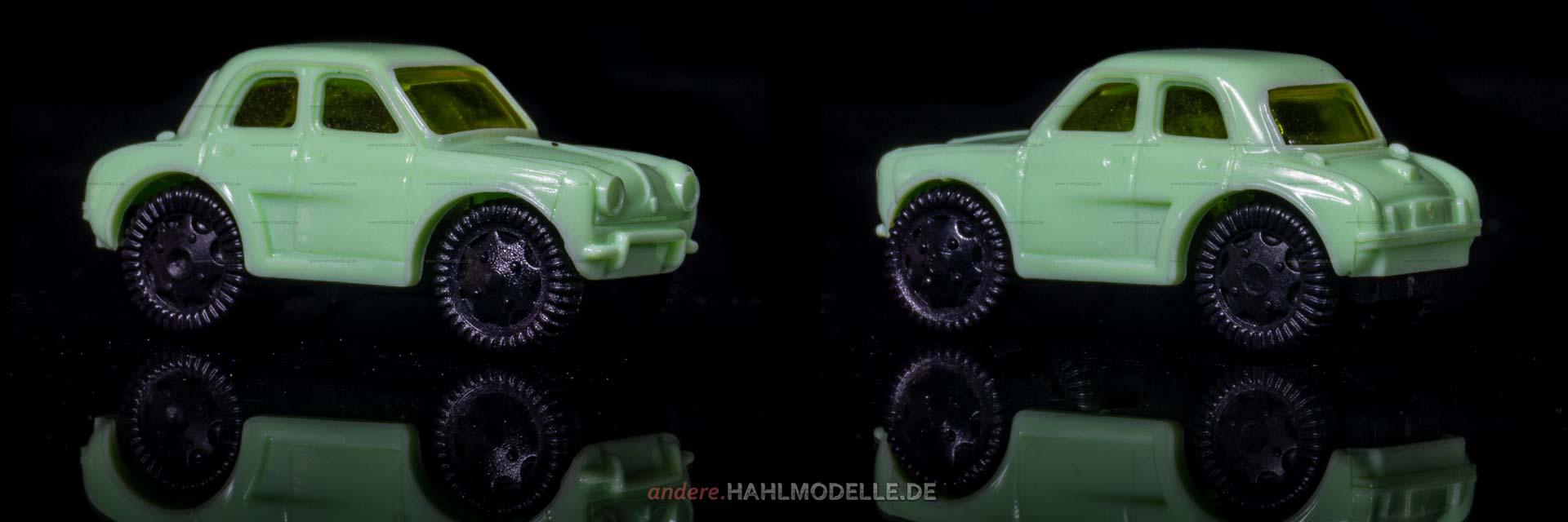 Renault Dauphine | Limousine | Ferrero Überraschungsei | www.andere.hahlmodelle.de