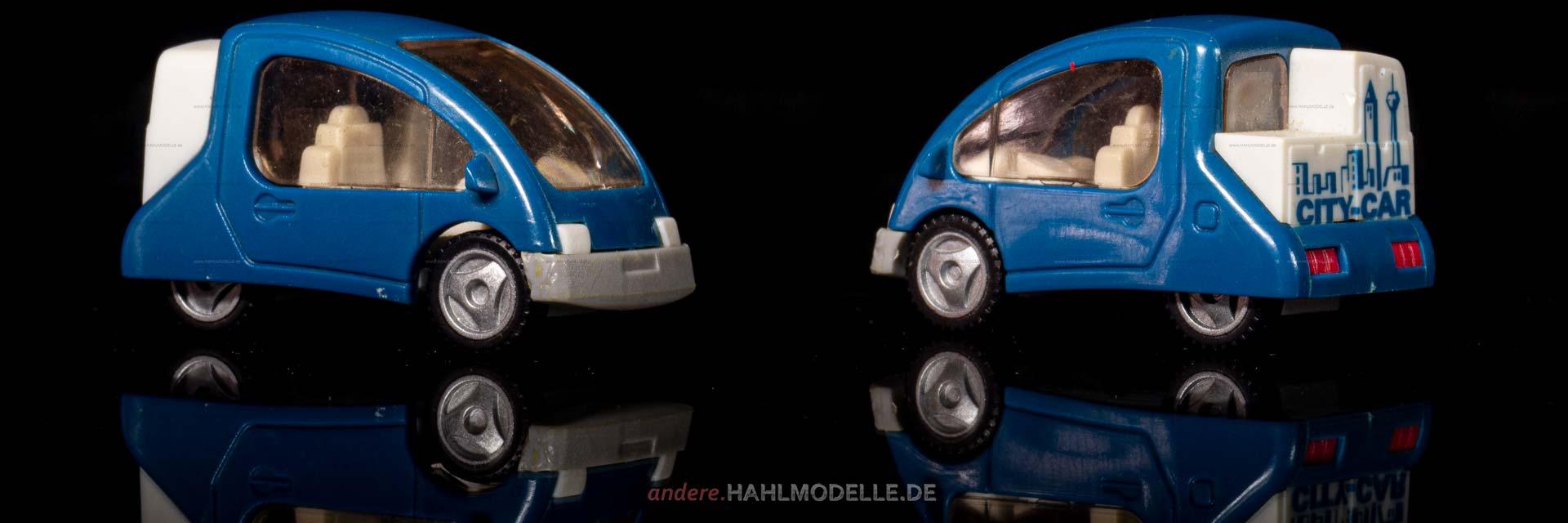 """Street-Hopper"" | Kleinstwagen | Ferrero Überraschungsei | www.andere.hahlmodelle.de"