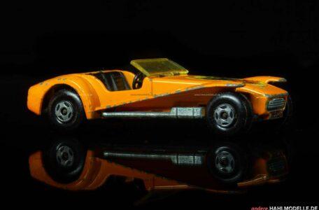 "Lotus Seven | Roadster | Lesney Products & Co. Ltd. | 1:51 | Matchbox Superfast ""Lotus Super Seven"" | www.andere.hahlmodelle.de"