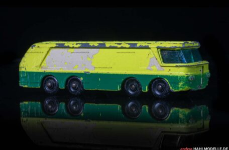 "Leyland BP Autotanker (""Dromedary"") | Tankwagen | Lesney Products & Co. Ltd. | 1:87 | Matchbox Major Pack ""B.P. Autotanker"" | www.andere.hahlmodelle.de"