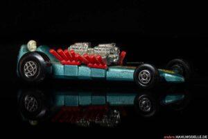 """""""Slingshot Dragster""""   Dragster   Lesney Products & Co. Ltd.   1:68   Matchbox Superfast   www.andere.hahlmodelle.de"""