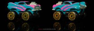 Cadillac Eldorado Biarriz | Coupé | Road Champs | ca. 1:180 | www.andere.hahlmodelle.de