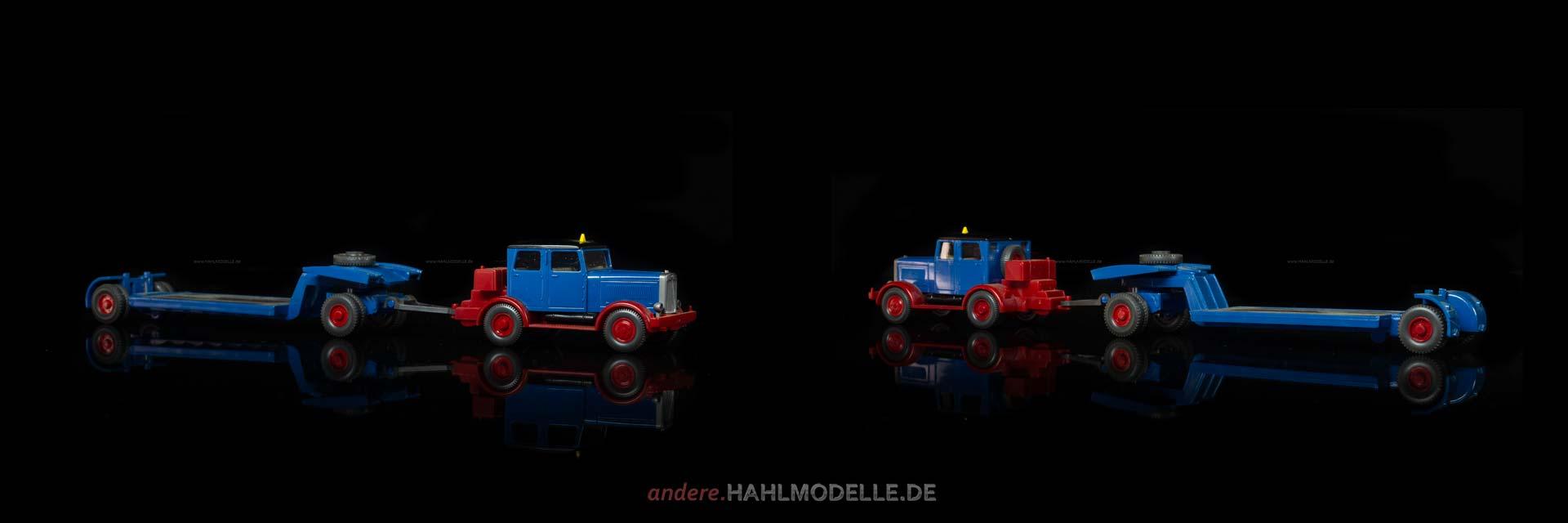 Hanomag ST 100 | Zugmaschine | Wiking | 1:87 | www.andere.hahlmodelle.de