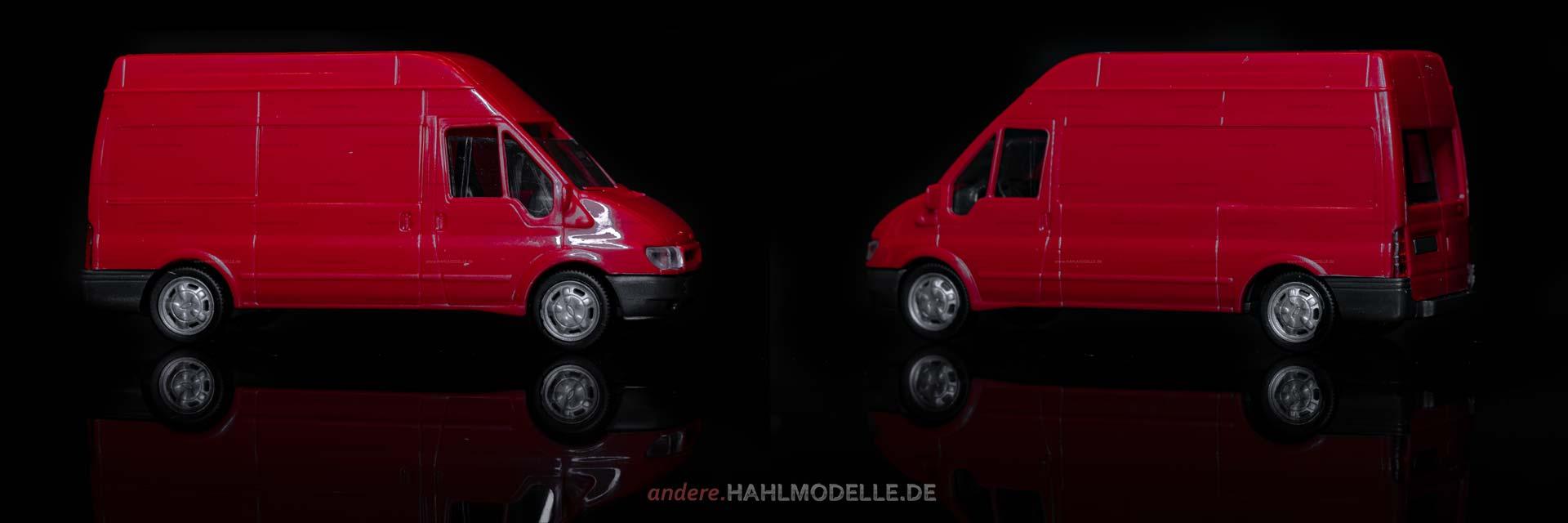 Ford Transit (Generation 5) | Kastenwagen | Rietze | 1:87 | www.andere.hahlmodelle.de
