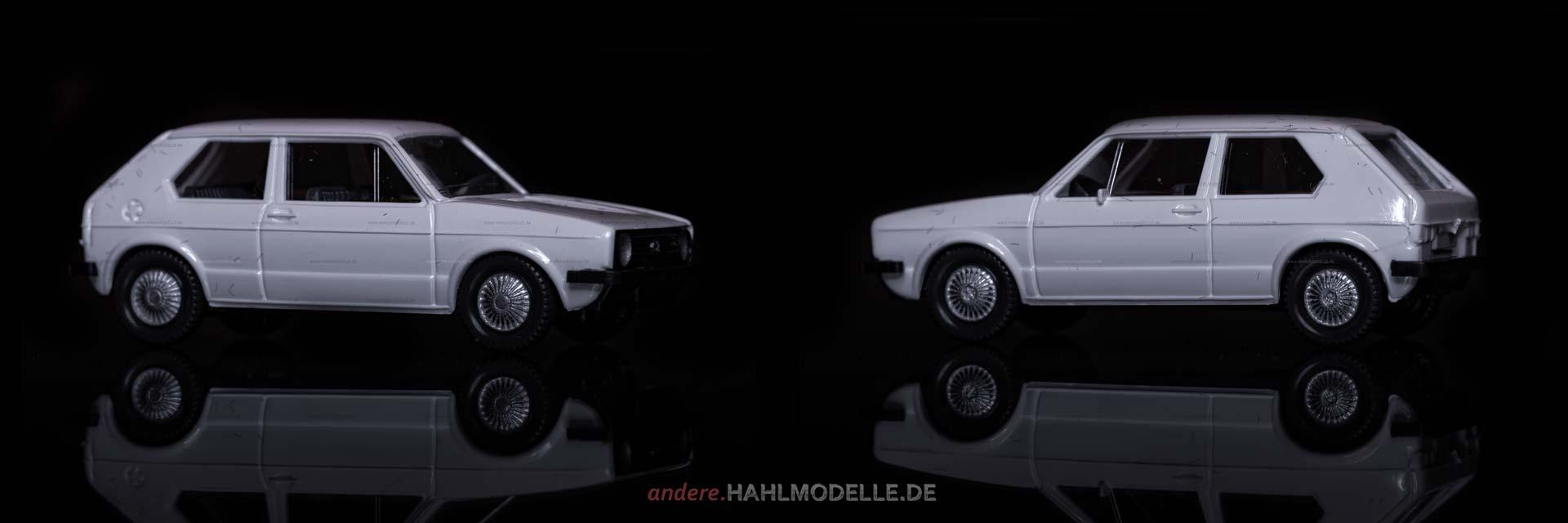 Volkswagen Golf I | Limousine (Typ 17) | Wiking | 1:87 | www.andere.hahlmodelle.de