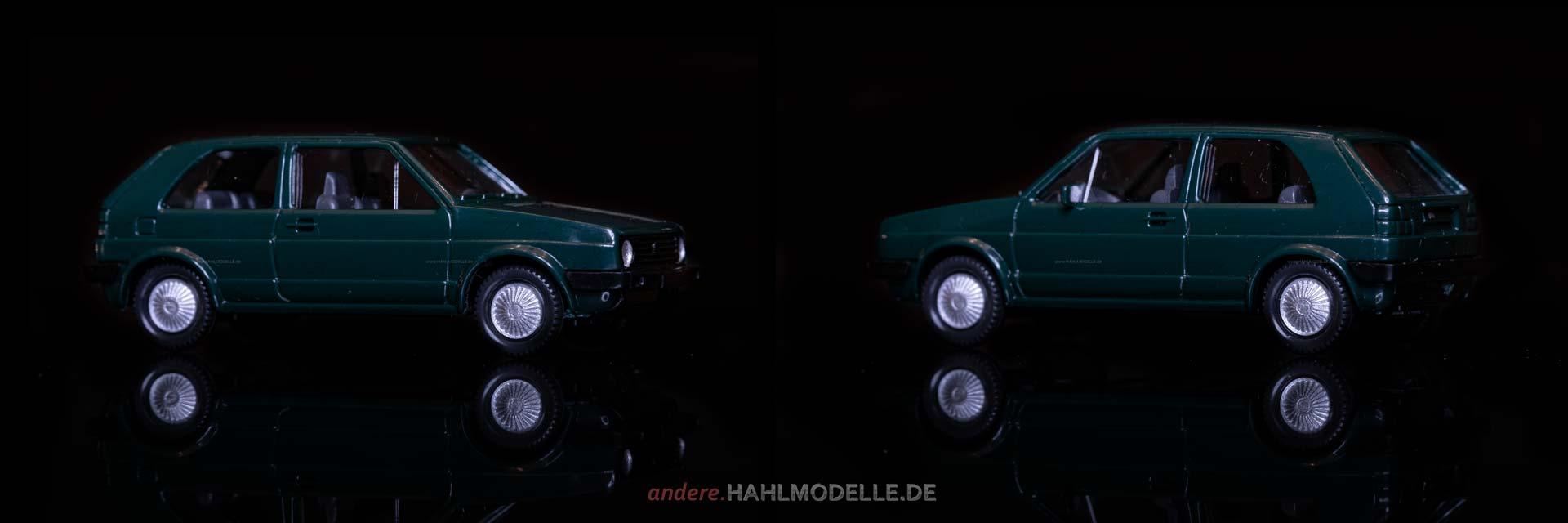 Volkswagen Golf II | Limousine (Typ 19E / 1G1) | Wiking | 1:87 | www.andere.hahlmodelle.de