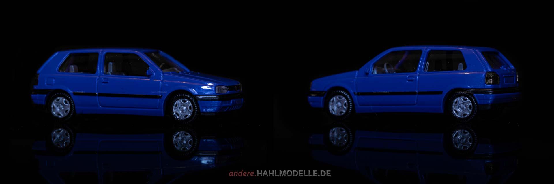 Volkswagen Golf III | Limousine (Typ H) | Wiking | 1:87 | www.andere.hahlmodelle.de