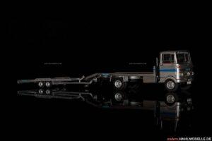 Mercedes-Benz LP 608 | Renntransporter | Premium ClassiXXs | 1:43 | www.andere.hahlmodelle.de