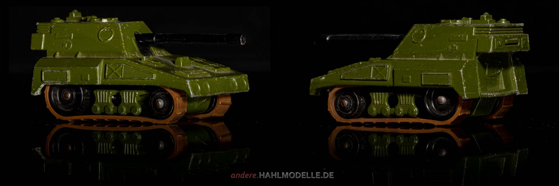 """S.P.Gun (Self Propelled Gun)"" 