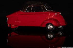 Messerschmitt Kabinenroller KR 200 | Rollermobil | Cursor | 1:43 | www.andere.hahlmodelle.de