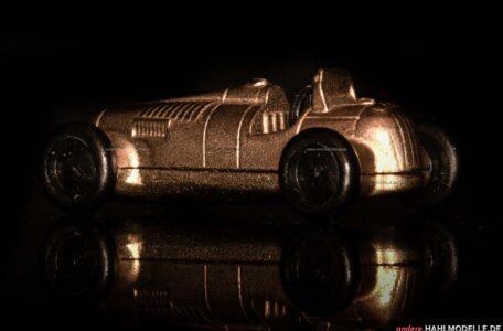 Auto Union Rennwagen Typ C | Rennwagen | Ferrero Überraschungsei | www.andere.hahlmodelle.de