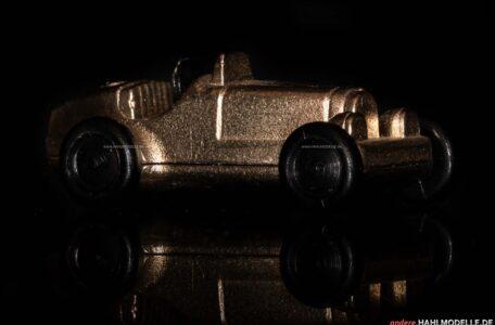 "Bugatti Typ 35 ""Grand Prix"" | Rennwagen | Ferrero Überraschungsei | www.andere.hahlmodelle.de"