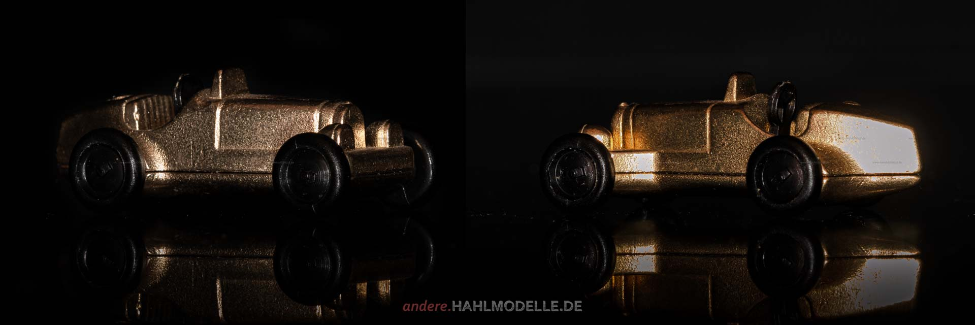 "Bugatti Typ 35 ""Grand Prix"" | Rennwagen | 1:120 | www.andere.hahlmodelle.de"