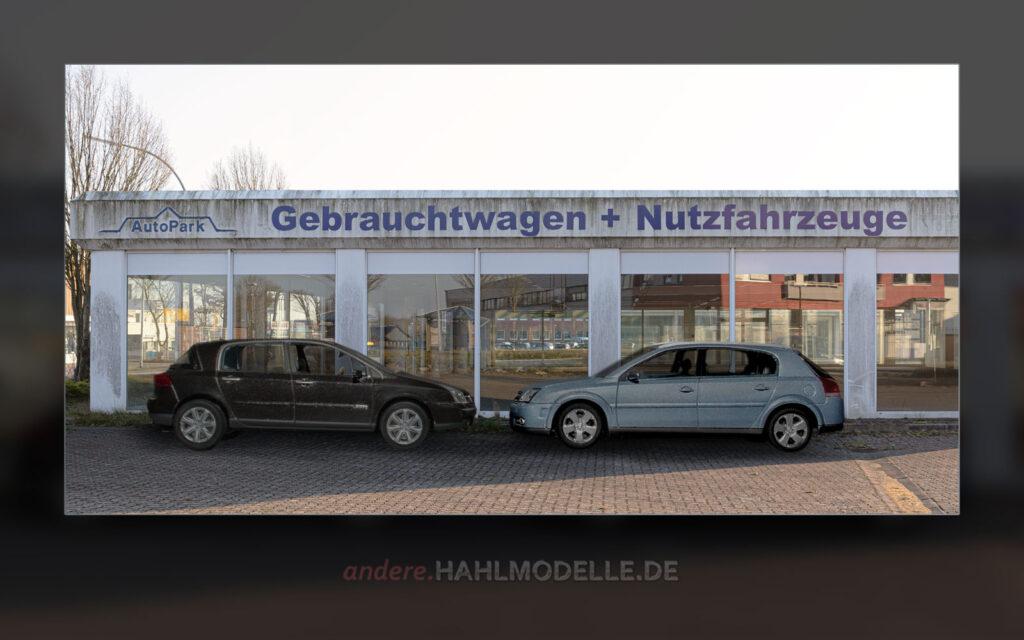 Renault VelSatis 3.5 V6 Initiale und Opel Signum