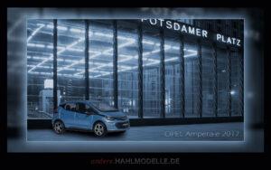 hahlmodelle.de   Automobildesign 2010-2019: Opel Ampera-e, Limousine
